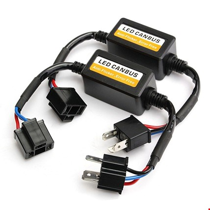 H4 Soket Canbus Arıza Işığı Dekoder Söndürücü 2 Adet