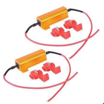 50W 8 Ohm Led Arıza Işığı Giderici Dekoder Söndürücü