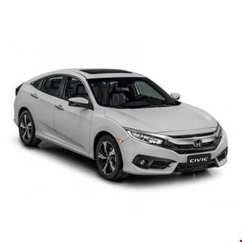 Honda Civic 2016 2017 2018 Led Gündüz Farı Sinyal Led Yıldızlı