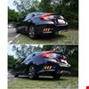 Honda Civic 2016 2017 2018 Led Stop Led Arka Sis 3 Çizgi Model