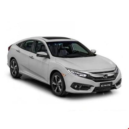 Honda Civic 2016 -2018 FC5 Led Gündüz Sis Farı 3 Çizgi Sinyalli