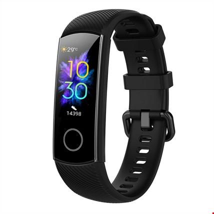 Huawei Honor Band 4 5 Silikon TME Kordon Kayış Renk: Siyah