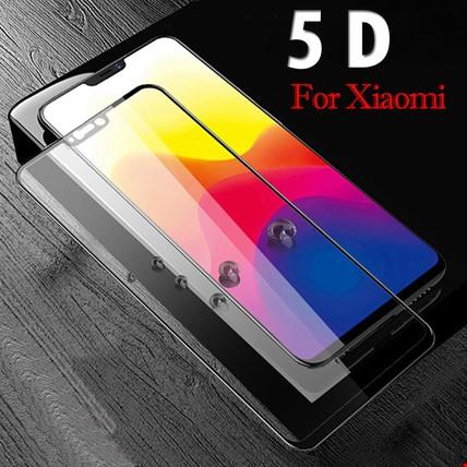 Xiaomi Mi 8 Mi Mix 3 Mi A2 5D Kırılmaz Cam Tam Ekran Koruyucu