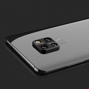 Huawei P40 Lite Metal Kamera Lens Koruma Koruyucu