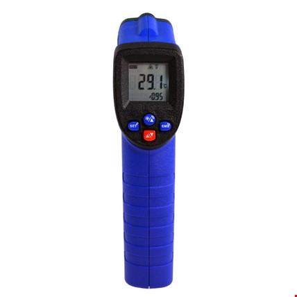 Lazer İnfrared Temassız Termometre Sıcaklık Ölçer -50 + 420
