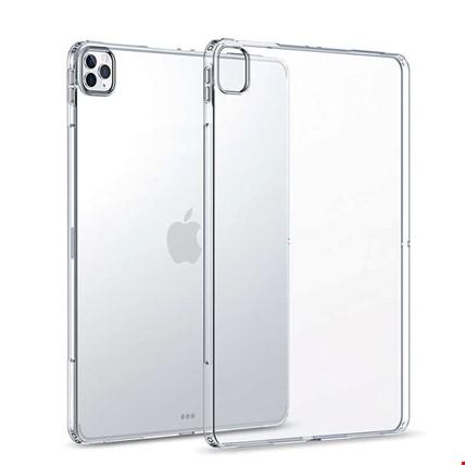 iPad 11 Pro 2020 Silikon TPU Şeffaf Kılıf