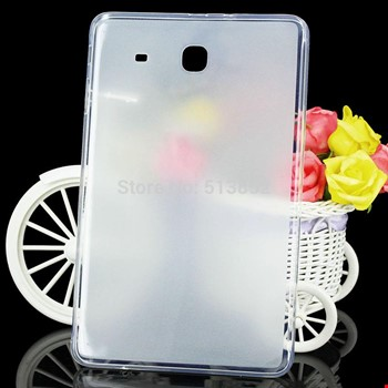Samsung Galaxy Tab T110 T280 T560 T830 P580 Silikon Şeffaf Kılıf