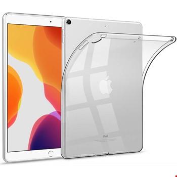 iPad 2 iPad 3 iPad 4 Retina  Silikon TPU Şeffaf Kılıf