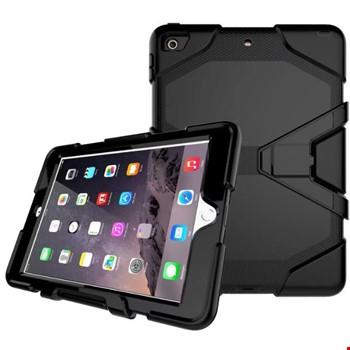 iPad 9.7 2017 2018 Zırh Armor Standlı Kılıf