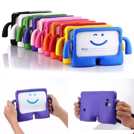 iPad 7. Nesil 10.2 inç Çocuklar için Korumalı Tablet Kılıf