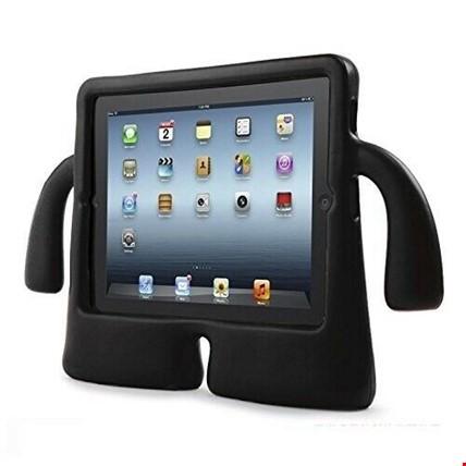 iPad 7. Nesil 10.2 inç Çocuklar için Korumalı Tablet Kılıf Renk: Siyah