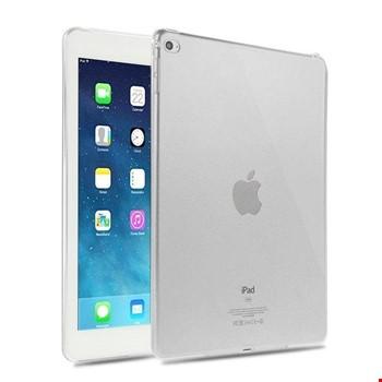 iPad 9.7 2018 Silikon TPU Şeffaf Kılıf