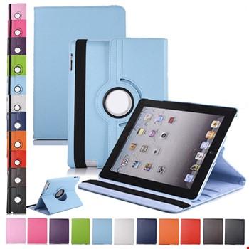 iPad 7. Nesil 10.2 A2197 A2198 Standlı Kılıf + Stylus Kalem