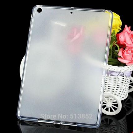 iPad 2 3 4 Air 2 Pro 9.7 10.5 2017 2018 Silikon Şeffaf Kılıf Tablet Modeli: iPad AirKampanya Seçimi: Sadece Kılıf