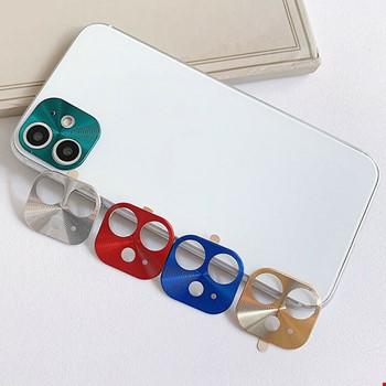 iPhone 11 360 Derece Kamera Lens Koruma Koruyucu