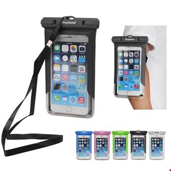 Tüm Cep Telefonları İçin Su Geçirmez Kılıf 5.0 - 5.5 inç Arası