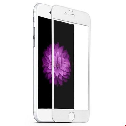 iPhone 7 8 X Xr Xs Max 5D Kırılmaz Cam Tam Ekran Koruyucu Renk: BeyazTelefon Modeli: İphone Xs Max