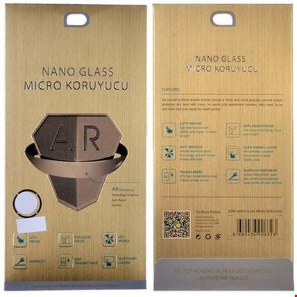 iPhone 7 5S SE 6 6S Plus Nano Esnek Kırılmaz CAM