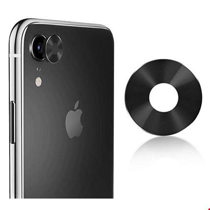 iPhone Xr Kamera Lensi Koruma Koruyucu Halkası Metal