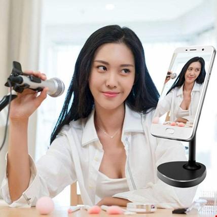Manyetik Mıknatıslı Masaüstü Stand Tüm Telefonlar İçin Tutucu
