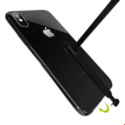 iPhone X 5 5S SE 6 7 8 Plus Oyun Pubg Suction Data Şarj Kablosu