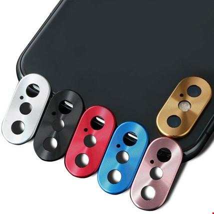 iPhone XS Max Kamera Lensi Koruma Koruyucu Halkası Metal 2 ...