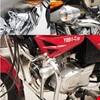 Motosiklet Sis Farı Cree U2 Gri Kasa LED Mercekli Tekli