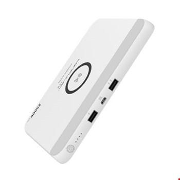 Konfulon PS02 25000Mah Taşınabilir Powerbank Kablosuz Şarj Pedi