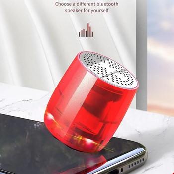 Konfulon F10 Taşınabilir Mini Bluetooth Hoparlör Ses Bombası