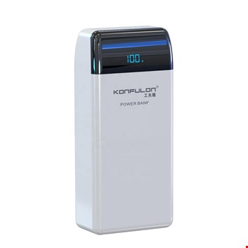Konfulon P30Q 30000 Mah Qc 3.0 4 Usb Micro Type-c Powerbank