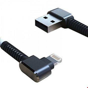 Konfulon S74 iPhone iPad Lightning Hızlı Şarj Kablosu