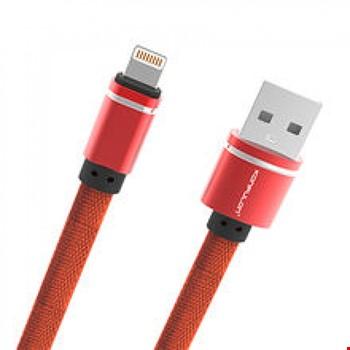 Konfulon S77 iPhone iPad Lightning 3A Hızlı Şarj Kablosu