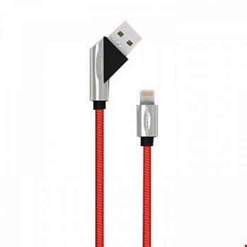 Konfulon S68 iPhone iPad Lightning 2.1A Şarj Kablosu 1mt