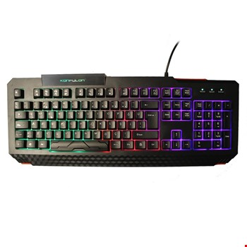 Konfulon V2 Rgb Işıklı Gaming Oyuncu Türkçe Q Klavye