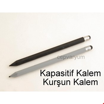 Kurşun Kalemli Kapasitif Stylus Kalem