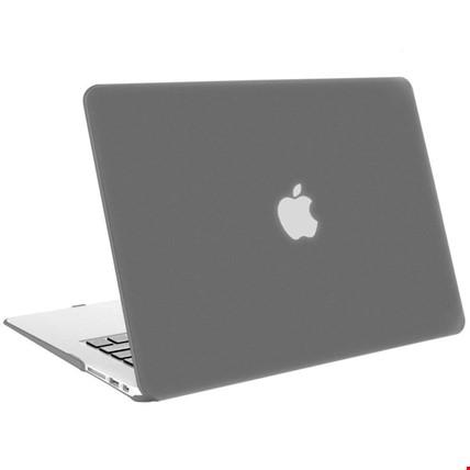 MacBook Air Pro Retina 12 13 15 Rubber Kılıf Kapak - Tüm Modeller Renk: SiyahMacBook Modeli: Air 13 (A1369 A1466 A1304)