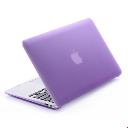 MacBook Air 13 A1369 A1466 A1304 Sert Armor Koruyucu Kılıf Renk: Mor