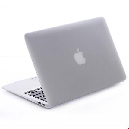MacBook Air 13 A1369 A1466 A1304 Sert Armor Koruyucu Kılıf Renk: Beyaz