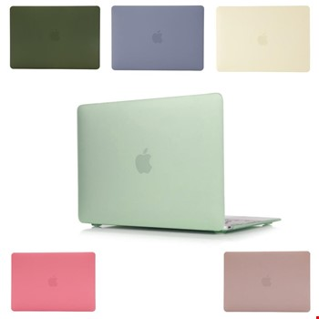 MacBook Air 13 A1932 2018 A2179 2020 Cream Kılıf Ultra İnce