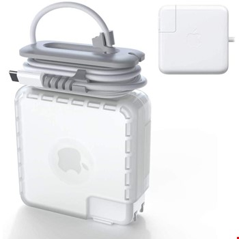 Macbook Magsafe USB-C 60W 61W Şarj Aleti Koruma Kabı Kılıfı