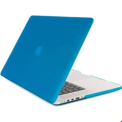 Macbook Air 13 A1369 A1466 A1304 Kılıf Rubber Kapak Renk: Mavi