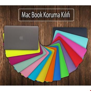 Macbook Pro 15 Retina A1398 Kılıf Rubber Kapak