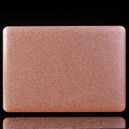 Macbook Retina 15 A1398 Simli Kılıf Koruma Renk: Bakır