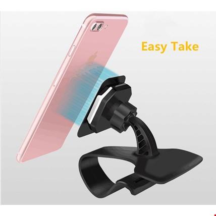 Manyetik Mıknatıslı Araç Göğsü Torpido Telefon Tutucu Tutacağı