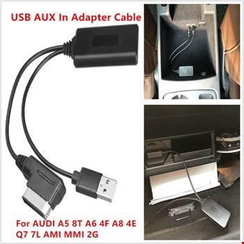 Audi A5 A6 A8 Q7 Bluetooth Usb Aux Adaptörü Sku41