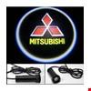 Mitsubishi Kapı Altı Led Logo Aydınlatma 3D Ghost Shadow