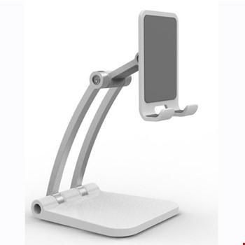Katlanabilir Portatif Tablet Telefon Tutucu Masaüstü Standı Ma-07