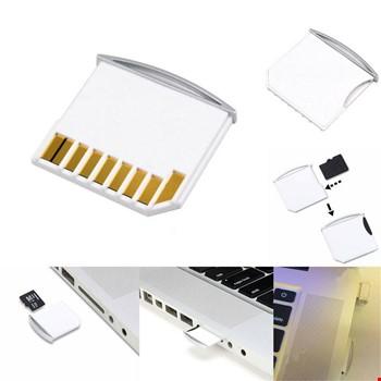 Macbook Pro Air Micro Sd Tf Taşınabilir Kart Adaptörü