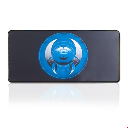 Mousepad Blue Kaymaz Oyuncu Gaming Mouseped 30CM X 70CM