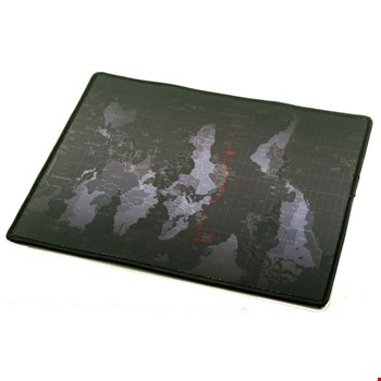 Mousepad World Map  Kaymaz Oyuncu Gaming Mouseped 44 x 35CM